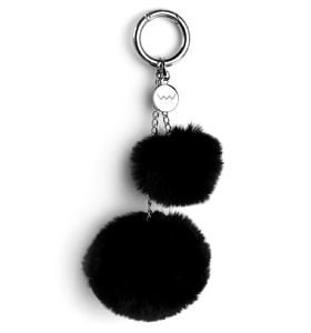 Blackie Double Pom