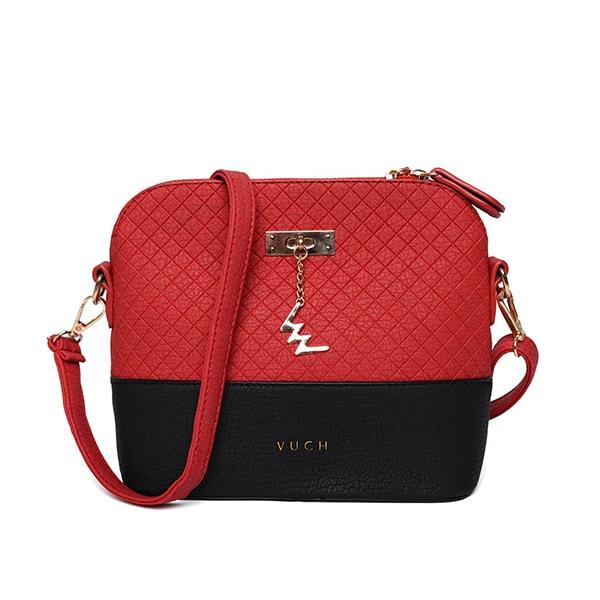 6168f9d17e7 Barevná dámská kabelka přes rameno Invert Collection - GIGI - Vuch