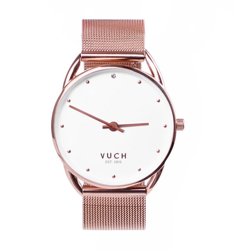 Dámské hodinky s páskem z nerezové oceli Metallic Collection - SPARY ... 995a79fff1